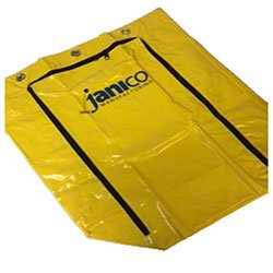 Janico Inc Janitor Housekeeping Utility Cart, Replacement Vinyl Bag, Caddy Box (Replacement Vinyl Bag) by Janico