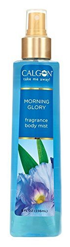 Calgon Body Mist, Morning Glory, 8 OZ (PACK OF 3) Calgon Morning Glory Body