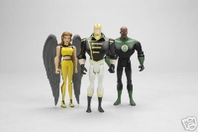 Justice League Unlimited SDCC & Wizard World Chicago