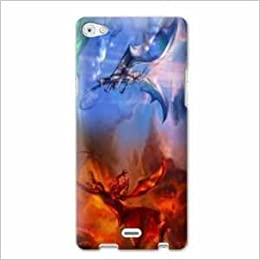 Case Carcasa Wiko Highway pure 4G Fantastique - - dragon ...