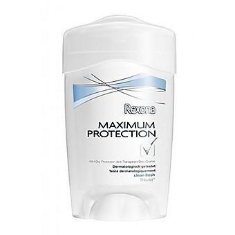 German REXONA Maximum Protection-Clean Scent- Clinical Protection Antiperspirant/Deodorant