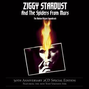 (Ziggy Stardust And The Spiders From Mars: The Motion Picture Soundtrack: 30th Anniversary by Bowie, David [Music CD] by David Bowie (2003-05-04) )