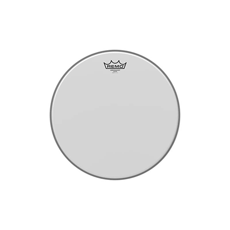 remo-ambassador-coated-drum-head