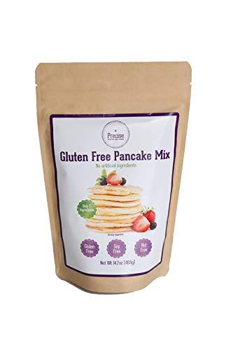 - Precise Gluten Free Pancake & Waffle Mix - Nut free - Soy Free - Dairy Free