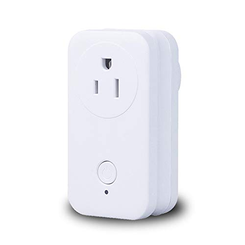 Zigbee 3.0 US Outlet SamrtThings Phone APP Remote Echo Plus Voice Control Smart Gadget Switch Wireless Socket