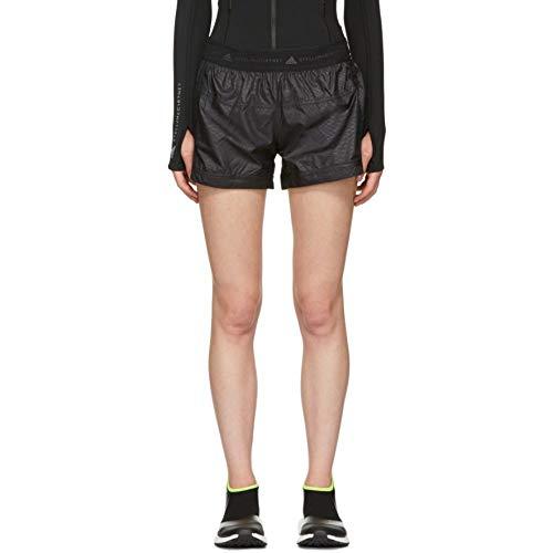 抑圧もしマウンド(アディダス) adidas by Stella McCartney レディース ボトムス?パンツ ショートパンツ Black AZ Shorts [並行輸入品]