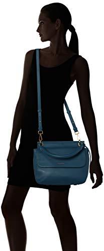 Ava O'polo Mujer Marc petrol Azul Bolsos Maletín 516aanxwPq