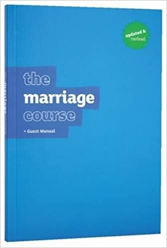 The Marriage Course: Guest Manual by Nicky Lee (2009-05-01)