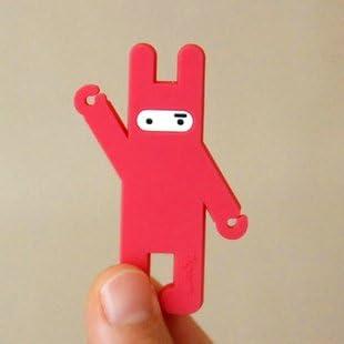 Amazon.com: BDS - Cute Cartoon (Ninja Rabbit - Red) Earphone ...