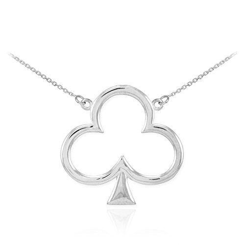 Leaf Clover Shamrock Necklace Pendant - 8
