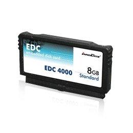 INNODISK DE0H-128D31C1S-B Industrial SSD, EDC 4000 40-Pin Vertical with Toshiba, Industrial, Standard Grade, 0°C ~ +70°C, 128MB EDC4000 40P V SLC