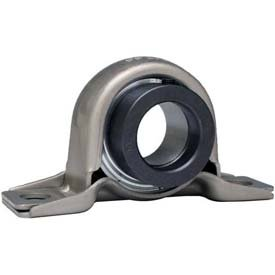 FYH Pillow Block Mounted Ball Bearing SAPP202FP7, 15MM Bore Dia, Eccentric Collar, (Minimum Quantity: 4) ()