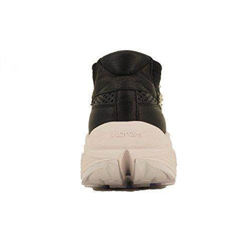 Panarea con Borchie Sneaker Nero P Traforata D793 SIDE Pelle in fHqv7FwqxB