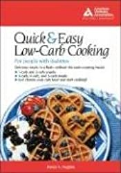 The Quick & Easy Low-Carb Cookbook for People with Diabetes