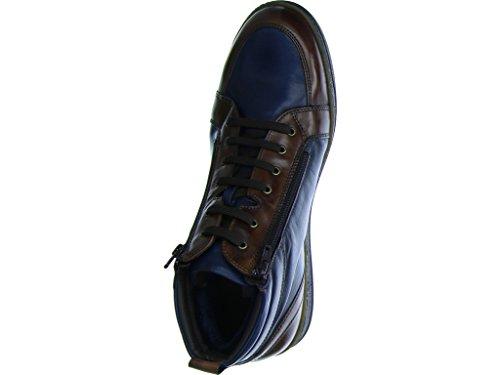 Galizio Torresi 323366 V.15375, Stivali uomo Blau