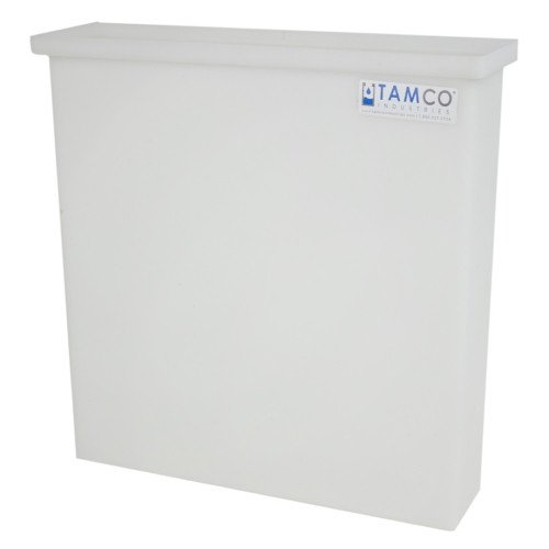 Tamco Industries Molded Polyethylene Cover for 24inch L x 8inch W Tanks