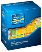 Box Product Type: Computer Components//Processors 2 Cores 3 Mb Cache Lga1155 Socket 4 Threads Intel Core I3 3225-3.3 Ghz