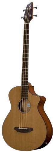 Breedlove Atlas Solo BJ350/CM4 Acoustic Electric Bass by Breedlove