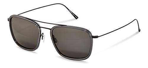 Occhiali da sole Rodenstock Highlights Sun R7417 (uomo), occhiali da sole leggeri in stile retrò, Occhiali da aviatore in titanio premium