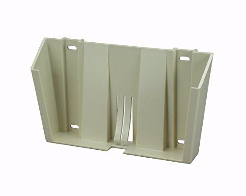 [해외]Bemis Healthcare 435020-5 Sharps # 175 및 모든 2 gal 컨테이너 용 장착 브래킷 (5 개 팩)/Bemis Healthcare 435020-5 Mounting Bracket for Sharps #175 and All 2 gal Containers (Pack of 5)