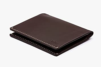 Hide ベルロイ 二つ折り /& 財布 収納 スリム カード コンパクト お財布 レザー Seek bellroy