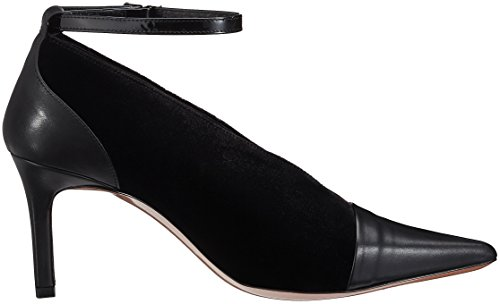 Women's 208 nero Black Mary Jane Oxitaly Stefy PZTqHnw1dP