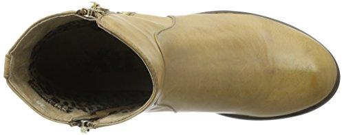 46190 Beige Mujer XTI Zapatillas por para Casa Estar de 1KqxdxwF8g
