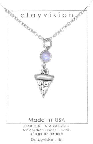 clayvision-happy-pizza-slice-charm-necklace-w-tanzanite-colored-crystal-june