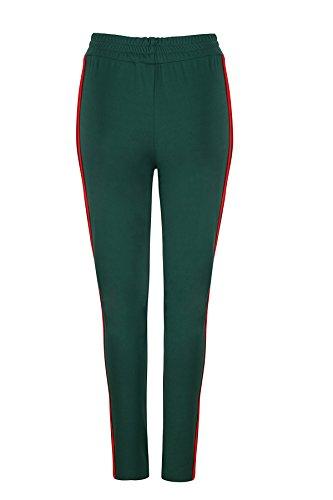 JOTHIN 2018 Slim Fit Pantalone Fashion Relaxed Pantaloni a Matita Eleganti Sport Pants verde Skinny Calzoni Donna
