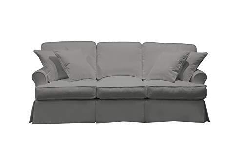 Sunset Trading SU-117600-391094 Horizon Slipcovered Sofa