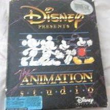 Disney Presents The Animation Studio (MS-DOS/ Windows) [3.5 inch diskette]
