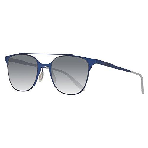 Carrera 116S D6K Matte Blue 116/6 Pilot Sunglasses Lens Category 3 Size 51mm (Designer Square Sonnenbrille)