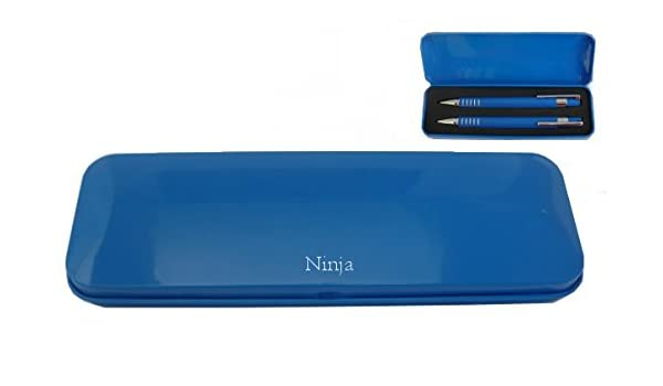 Set de pluma con nombre grabado: Ninja (nombre de pila ...