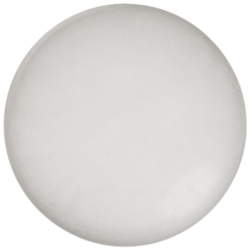 Acrylic Sphere, Ground, Opaque White, Standard Tolerance, 1/8' Diameter (Pack of 500)