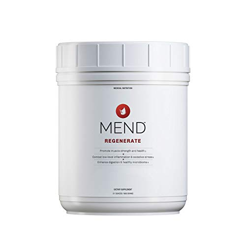 Cheap New MEND Regenerate Medical Nutrition for Healthy Aging & Human Performance, Cocoa, 20 Servings