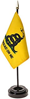 product image for Gadsden Flag 4X6 Inch Mounted E Gloss