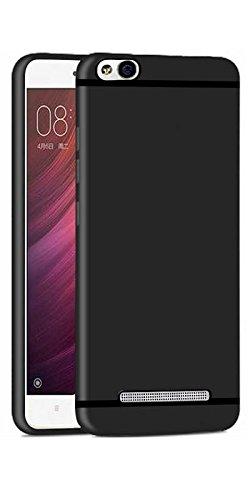 promo code 4cebe a4b80 Matte Xiomi Redmi 3s Cover,Black BackCover For Xiomi: Amazon.in ...