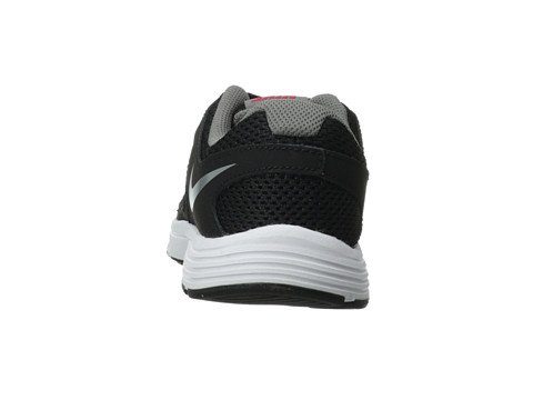 Little Kid Nike Kids Boys Fusion Run 2 Black//Distance Red//White//Cool Grey 11.5 Little Kid M