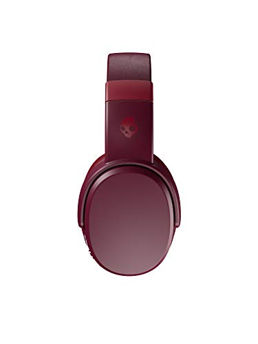 Skullcandy Crusher Bluetooth Wireless Over-Ear Headphone with Microphone, Noise...