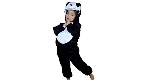 Panda Halloween Outfits (Kids Animal Costumes Pajamas Fancy Dress Outfit (XL (for Kids 47