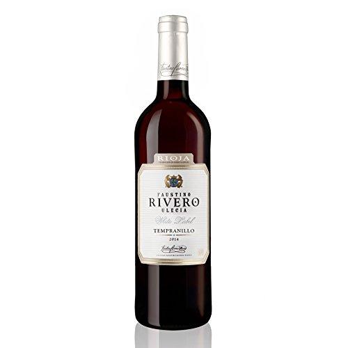 Faustino Rivero Ulecia Rioja D.O.C. Tempranillo 2014 75cl Rotwein