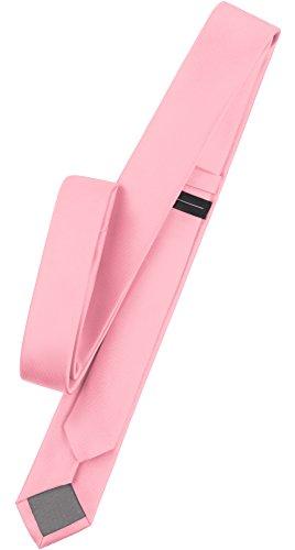 5cm SP x Pink 150cm 5 Narrow Ladeheid Mans Tie BtxwzOy0q
