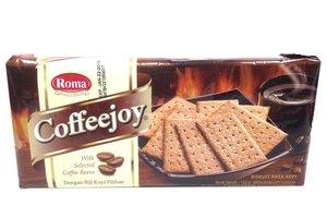 Amazon Com Roma Biskuit Rasa Kopi Coffeejoy Biscuit With Selected
