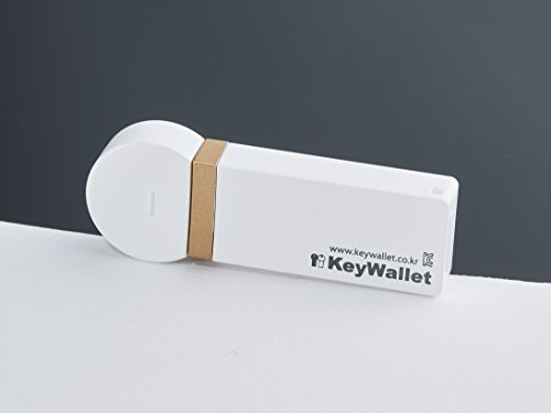 Ledger KeyWallet Cryptocurrency USB Hardware Wallet Bitcoin Ethereum BTC LTC ETH XRP BCH (Best Multi Cryptocurrency Wallet)