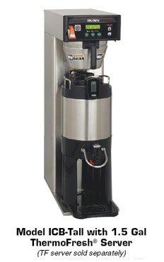 Bunn Infusion Series Coffee Brewer - Tall -ICB-DV-0005