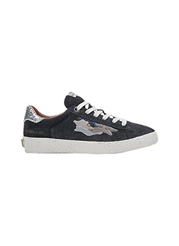 999 Zapatillas Jeans PLS30605 Pepe Blue tRwa1808n