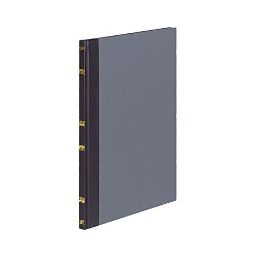 生活日用品 (まとめ買い) 帳簿 補助帳 B5 30行 100頁 チ-106 1冊 【×4セット】 B074JN8L2D