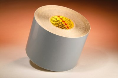 3M (411) Plate Mounting Tape 411 Gray, 2 in x 36 yd 0.015 in