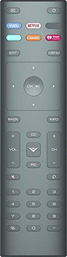 Smartby XRT136 Remote Control for VIZIO