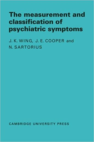 Measurement and classification of psychiatric symptoms an measurement and classification of psychiatric symptoms an instruction manual for the pse and catego program 9780521279185 medicine health science books fandeluxe Choice Image
